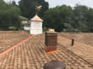 clark nj roof replacement copper cupolas 002
