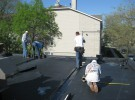 clark roofing flat roof contractor