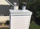 weatherproofed chimney cap 001