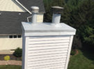 weatherproofed chimney cap 001